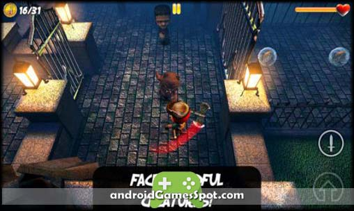 Clash of Puppets hack n slash free android games apk download