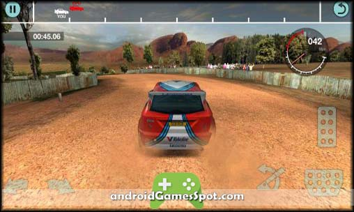 Colin McRae Rally free games for android