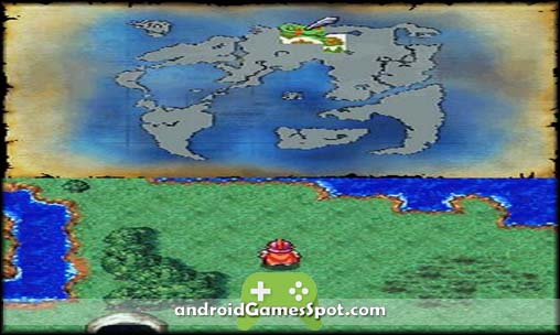 DRAGON QUEST IV free android games apk download