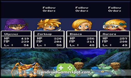 DRAGON QUEST V free games for android apk download