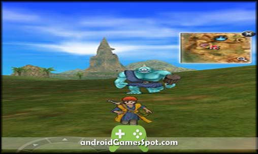 DRAGON QUEST VIII free android games apk download