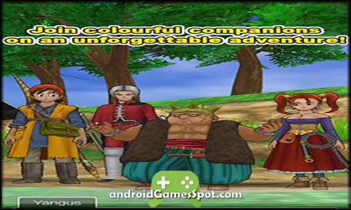 DRAGON QUEST VIII free games for android apk download