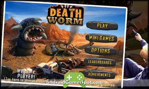 Death Worm free games for android apk