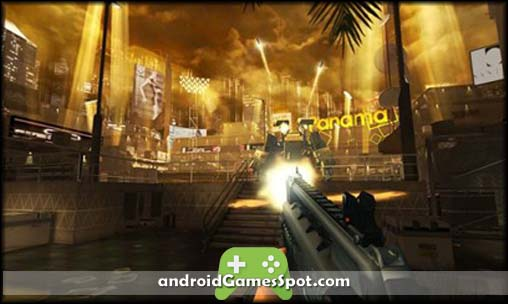 Deus Ex The Fall free games for android
