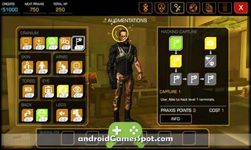 Deus Ex The Fall game free download