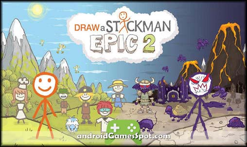 Draw a Stickman EPIC 2 android games free download