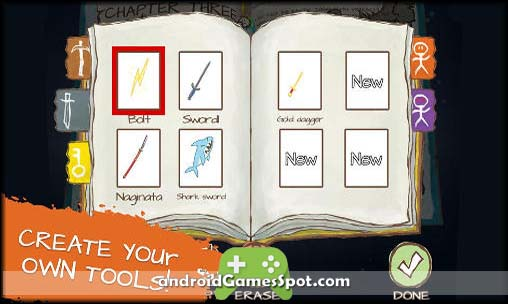 Draw a Stickman EPIC 2 free games for android