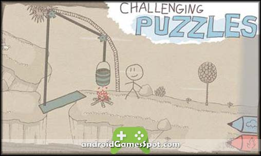 Draw a Stickman EPIC free android games