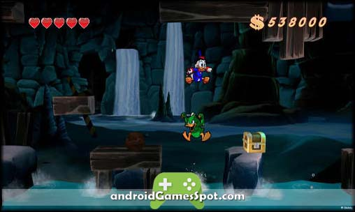 DuckTales Remastered android games free download