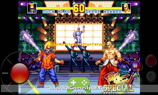 FATAL FURY SPECIAL android apk free download
