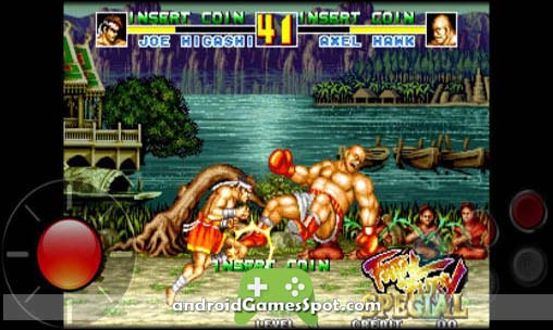 FATAL FURY SPECIAL free android games apk download