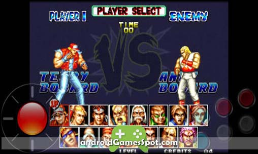 FATAL FURY SPECIAL free games for android apk download