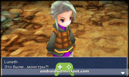 FINAL FANTASY III free games for android apk download