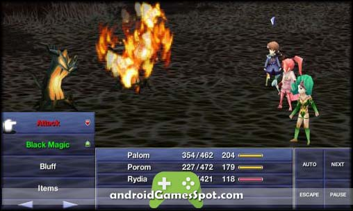 FINAL FANTASY IV AFTER YEARS free android games apk download