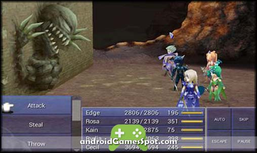 FINAL FANTASY IV android apk free download