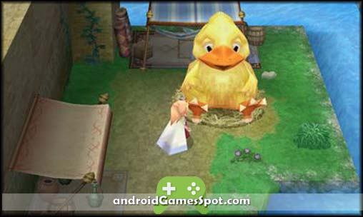 FINAL FANTASY IV free games for android apk download