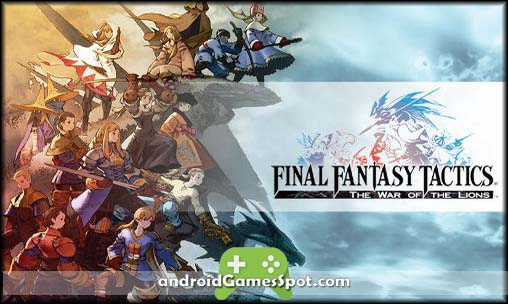FINAL FANTASY TACTICS game apk free download