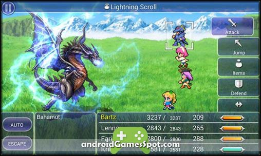 FINAL FANTASY V android apk free download