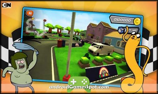 formula cartoon all stars apk revdl