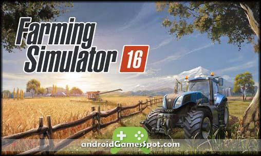 Farming Simulator 16 free android games apk download