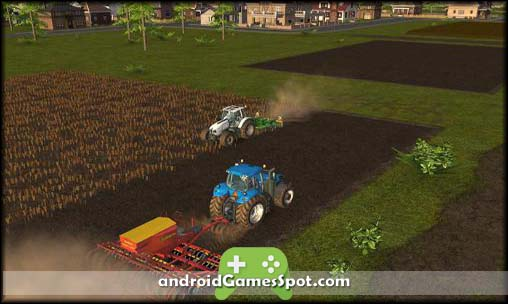 Farming Simulator 16 free games for android apk download
