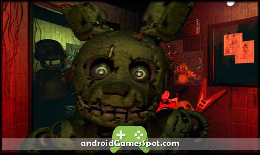 Five Nights at Freddy's 3 android games free download