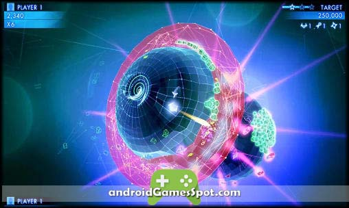Geometry Wars 3 Dimensions free games for android apk