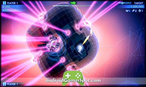 Geometry Wars 3 Dimensions game apk free download