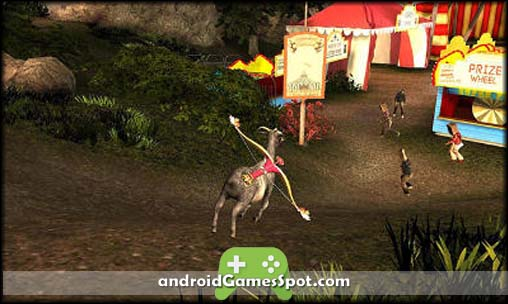 Goat Simulator GoatZ free games for android