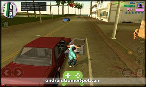 Grand Theft Auto Vice City free games for android apk download