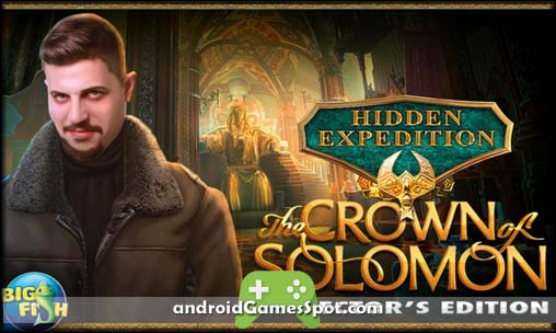 HE The Crown of Solomon Full game apk free download