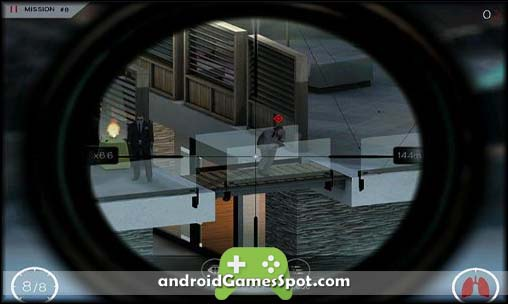 Hitman Sniper android games free download