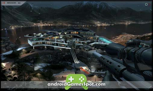 Hitman Sniper free games for android