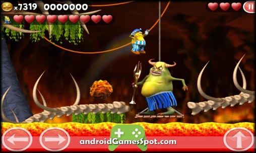 Incredible Jack free games for android apk download