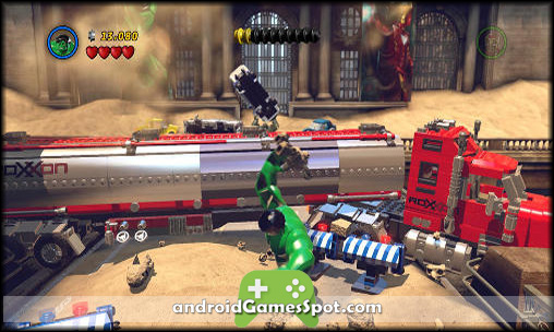 LEGO Marvel Super Heroes free android games