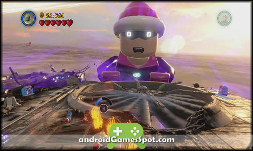 LEGO Marvel Super Heroes free games for android