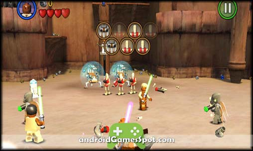 LEGO Star Wars TCS free android games