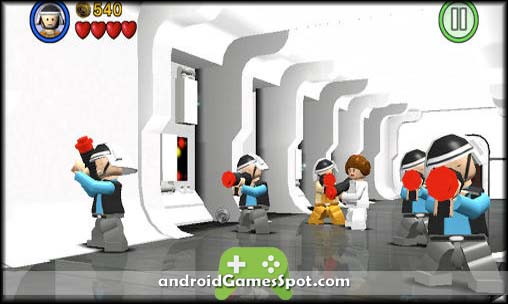 LEGO Star Wars TCS game free download