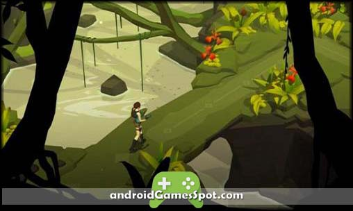 Lara Croft GO apk free download