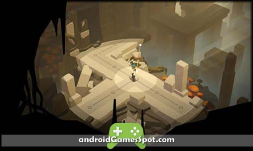 Lara Croft GO free android games apk download