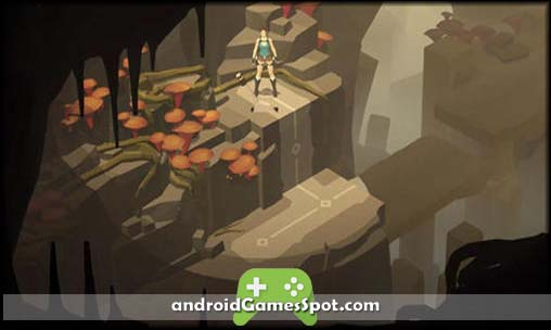 Lara Croft GO free games for android apk download