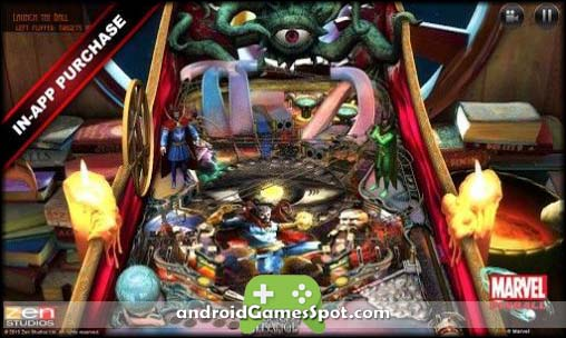 MARVEL PINBALL apk free download