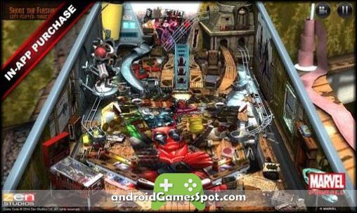 MARVEL PINBALL free games for android apk download