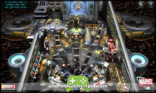 MARVEL PINBALL game apk free download