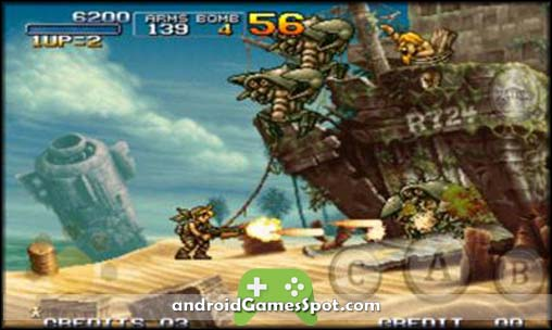 METAL SLUG 2 free android games apk download