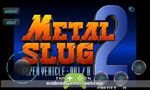 METAL SLUG 2 game apk free download