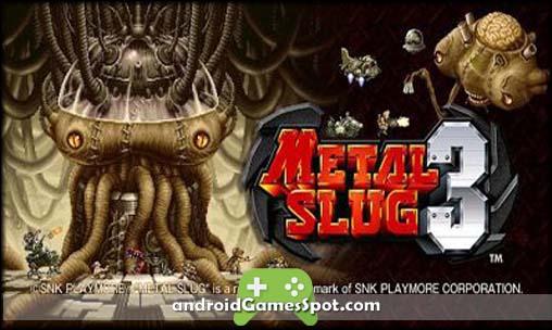 metal slug 3 android game free
