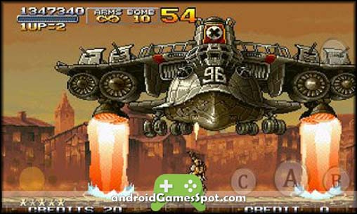 METAL SLUG X android apk free download