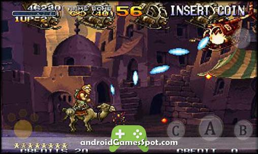METAL SLUG X free android games apk download