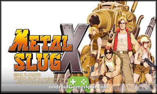 METAL SLUG X free games for android apk download